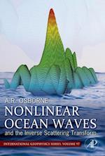 Nonlinear Ocean Waves & the Inverse Scattering Transform af Osborne