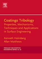 Coatings Tribology (Tribology and Interface Engineering)