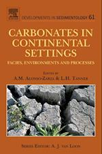 Carbonates in Continental Settings (DEVELOPMENTS IN SEDIMENTOLOGY)