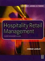 Hospitality Retail Management (Hospitality, Leisure and Tourism)