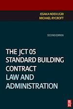 JCT 05 Standard Building Contract
