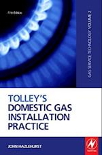 Tolley's Domestic Gas Installation Practice