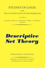 Descriptive Set Theory (STUDIES IN LOGIC AND THE FOUNDATIONS OF MATHEMATICS)