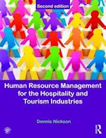Human Resource Management for the Hospitality and Tourism Industries (3D Photorealistic Rendering)