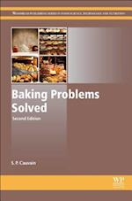 Baking Problems Solved (Woodhead Publishing Series in Food Science, Technology and Nutrition)