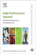 High-Performance Apparel (Woodhead Publishing Series in Textiles)