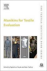 Manikins for Textile Evaluation (Woodhead Publishing Series in Textiles)