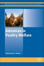 Advances in Poultry Welfare (Woodhead Publishing Series in Food Science, Technology and Nutrition)