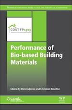 Performance of Bio-based Building Materials (Woodhead Publishing Series in Civil and Structural Engineering)