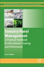 Sensory Panel Management (Woodhead Publishing Series in Food Science, Technology and Nutrition)