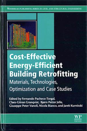Bog, hardback Cost-Effective Energy Efficient Building Retrofitting af Jarek Kurnitski