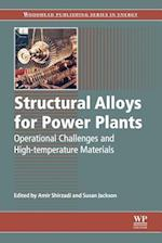 Structural Alloys for Power Plants (Woodhead Publishing Series in Energy)