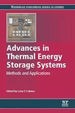 Advances in Thermal Energy Storage Systems (Woodhead Publishing Series in Energy)