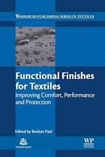 Functional Finishes for Textiles (Woodhead Publishing Series in Textiles)