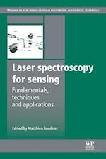 Laser Spectroscopy for Sensing (Woodhead Publishing Series in Electronic and Optical Materials)