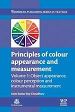 Principles of Colour and Appearance Measurement (Woodhead Publishing Series in Textiles)