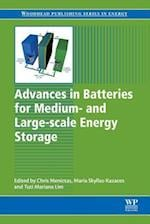 Advances in Batteries for Medium and Large-Scale Energy Storage (Woodhead Publishing Series in Energy)