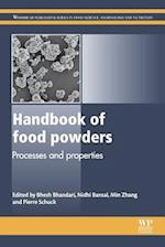 Handbook of Food Powders (Woodhead Publishing Series in Food Science, Technology and Nutrition)