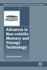Advances in Non-volatile Memory and Storage Technology (Woodhead Publishing Series in Electronic and Optical Materials)