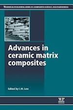 Advances in Ceramic Matrix Composites (Woodhead Publishing Series in Composites Science and Enginee)