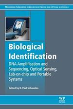 Biological Identification (Woodhead Publishing Series in Electronic and Optical Materials)