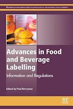 Advances in Food and Beverage Labelling (Woodhead Publishing Series in Food Science, Technology and Nutrition)