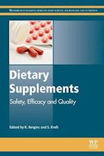 Dietary Supplements (Woodhead Publishing Series in Food Science, Technology and Nutrition)