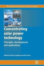 Concentrating Solar Power Technology (Woodhead Publishing Series in Energy)