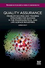 Quality Assurance (Woodhead Publishing Series in Biomedicine)