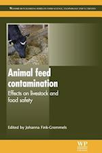 Animal Feed Contamination (Woodhead Publishing Series in Food Science, Technology and Nutrition)