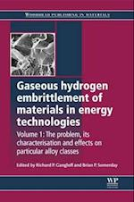 Gaseous Hydrogen Embrittlement of Materials in Energy Technologies: the Problem, its Characterisation and Effects on Par (Woodhead Publishing Series in Metals and Surface Engineering)