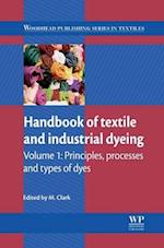 Handbook of Textile and Industrial Dyeing: Principles, Processes and Types of Dyes