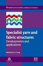 Specialist Yarn and Fabric Structures af R. H. Gong
