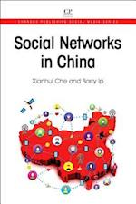 Social Networks in China (Chandos Publishing Social Media Series)