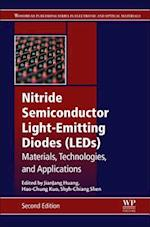 Nitride Semiconductor Light-Emitting Diodes (LEDs) (Woodhead Publishing Series in Electronic and Optical Materials)