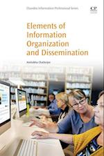 Elements of Information Organization and Dissemination af Amitabha Chatterjee