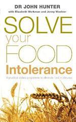 Solve Your Food Intolerance af John Hunter, Jenny Woolner, J O Hunter