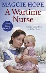 A Wartime Nurse af Maggie Hope