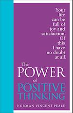 The Power of Positive Thinking af Norman Vincent Peale