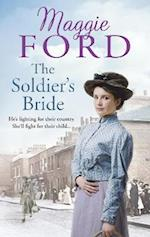 The Soldier's Bride af Maggie Ford