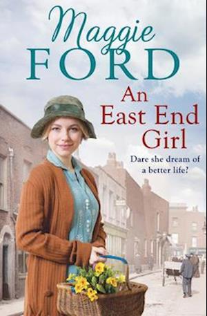 Bog, paperback An East End Girl af Maggie Ford