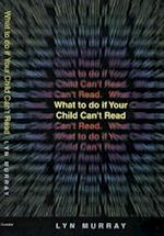 What to Do If Your Child Can't Read