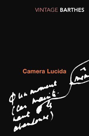 Bog, paperback Camera Lucida af Richard Howard, Roland Barthes