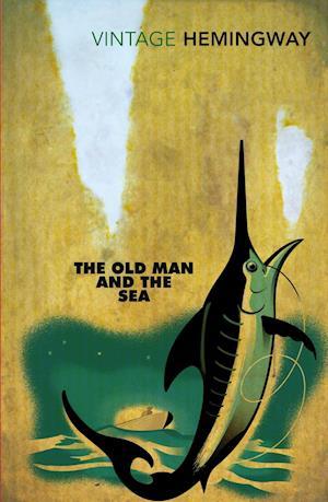 Bog, paperback The Old Man and the Sea af Ernest Hemingway