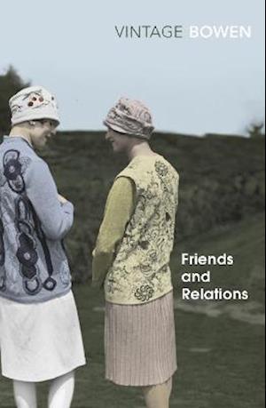 Bog, paperback Friends and Relations af Elizabeth Bowen
