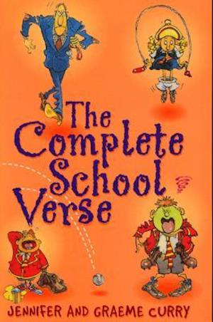 Bog, paperback The Complete School Verse af Jennifer Curry, Graham Thompson, Graeme Curry