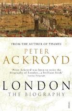 London af Peter Ackroyd