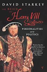 The Reign of Henry VIII af David Starkey
