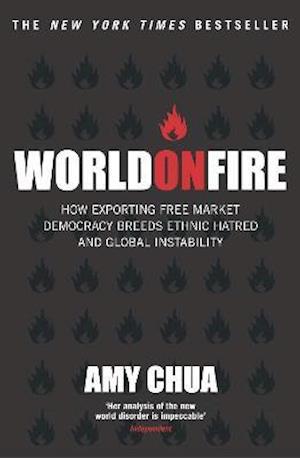 Bog, paperback World On Fire af Amy Chua