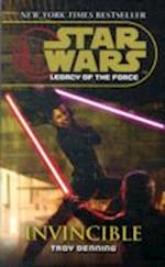 Star Wars: Legacy of the Force IX - Invincible (Star wars, nr. 45)